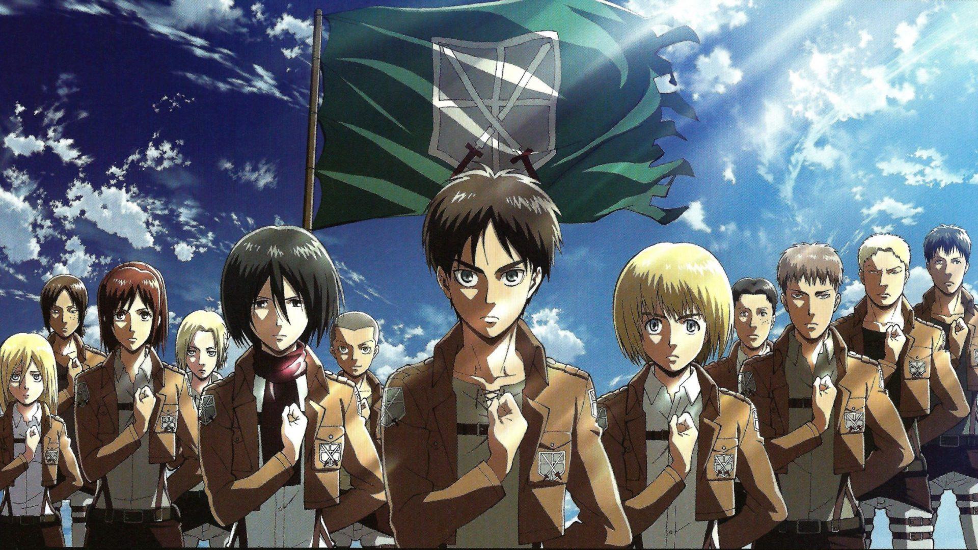 Popüler anime dizi Attack on Titan'ın 4. ve final sezonunda neler  yaşanacak? | Postkolik