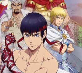 sevilen-manga-cestvs-the-roman-fighter-anime-diziye-uyarlandi